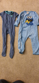 Boys 18 to 24 months body suits
