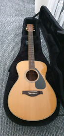 Yamaha LS16 Handcrafted all Solid wood acoustic guitar
