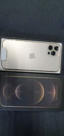 Iphone 12 Pro Gold 128GB BNIB