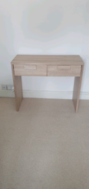 Sonoma oak dressing table