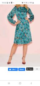 Brand new dress from Alie Street London, rrp £249