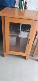 Morris Furniture Oak Stereo unit and hi-fi - need to sell asap