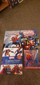 Collection Marvel Comic hardback books