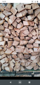 Firewood - XL log nets - free delivery for 5+