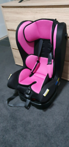 almost new (3 months old) infasecure car seat cs4413