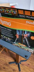 Flyford powervac 3000 leaf blower