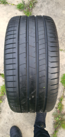Pirelli P Zero 275/30 zr 21 tyre for sale Audi A7 21 inch