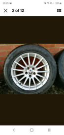 Jaguar XF alloys wheels