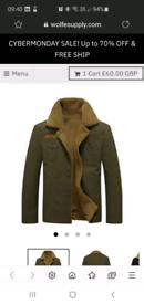 Wölfe fleece Jacket