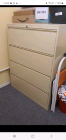 Office filing cabinet FOR SALE