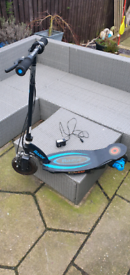 Razor E100 kids battery powered scooter