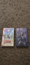 Zelda Skyward Sword Switch