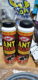 Ant and creepy crawlies killer powder