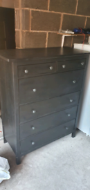 Ikea Hemnes chest of drawers _ free delivery