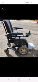Handicare Power Chair Electric Wheelchair