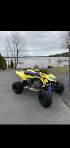 2009 ltr 450 in mint condition