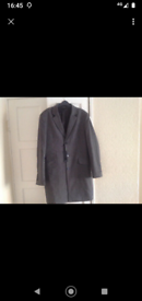 Gents coat B.N.W.T