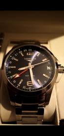 Longines Conquest GMT Automatic 41mm
