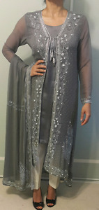Pakistani Indian Wedding Party Formal Clothing