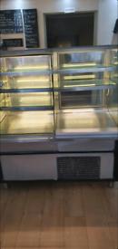 Catering display fridge