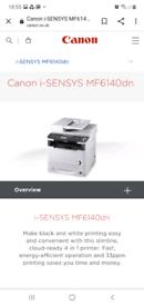 Canon i-sensys MF6140DN