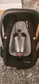Maxi Cosi Pebble Plus car seat carseat