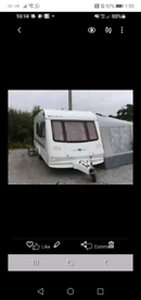 2002 compass caravan