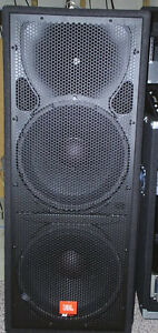 Pro Audio Speakers & Matching Amps