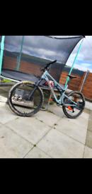 Santa cruz mountain bike
