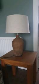 NEXT lamp & shade