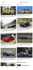 Wanted to buy e36 m3 or m3 evo