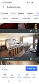 Bristol hotel 4 star hotel bank holiday weekend
