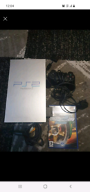 Ps2 silver