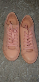 Pink size 5 trainers