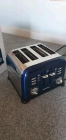 Murphy Richards Toaster 4 slices