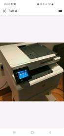 HP Colour LaserJet Pro MFP M281fdw Wireless MFP copier