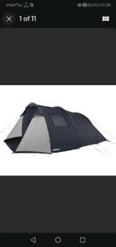 Halfords 6 man tunnel tent. BNIB