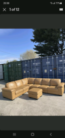 Wanted black or brown corner sofa
