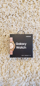 ** BRAND NEW GALAXY WATCH LTE 42mm ROSE GOLD**