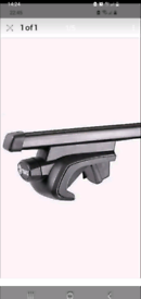 Thule 853-2341-07 Roof Bars with Railing Roof Bar Foot Thule Foot 757