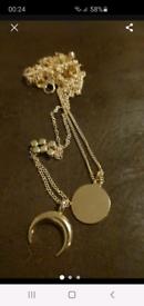 2 x necklace
