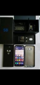 Samsung Galaxy S8 Arctic Silver (Unlocked)