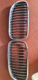 Kidney grilles bmw 3 series e92/e93