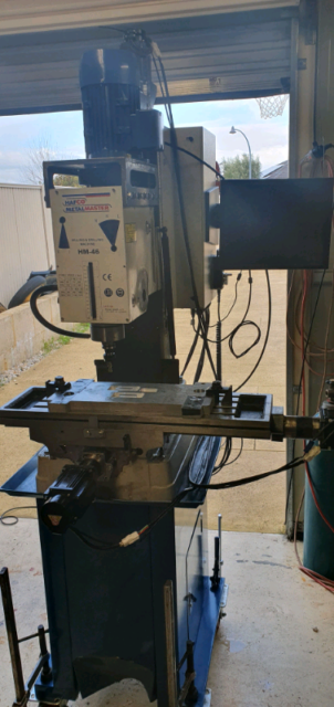 Hm46 cnc mill conversion   Other Tools & DIY   Gumtree
