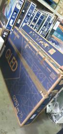 "JVC SAMSUNG QLED UHD 4K BIG SIZES 43"" 55"" 65"" 75"" WARRANTY"