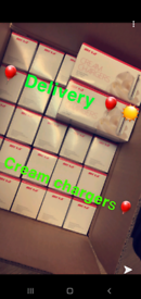 CREAM CHARGER DELIVERY** BIRMINGHAM 24-7