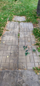 Free cement tiles