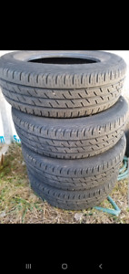 195/65R15 Continental Summer Tires