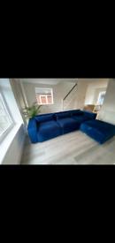 Brand new sample sofa