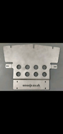 Mini cooper R53 skid plate
